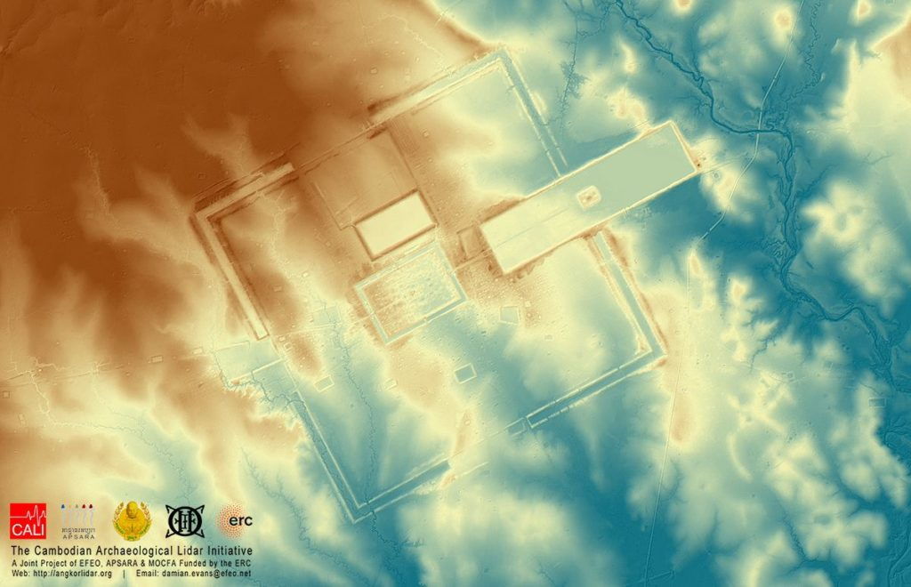 Cambodian Archaeological Lidar Initiative