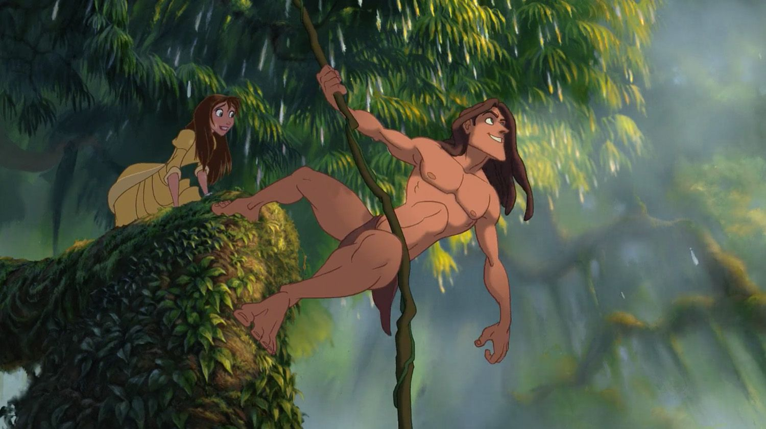 Disney Tarzan and Jane