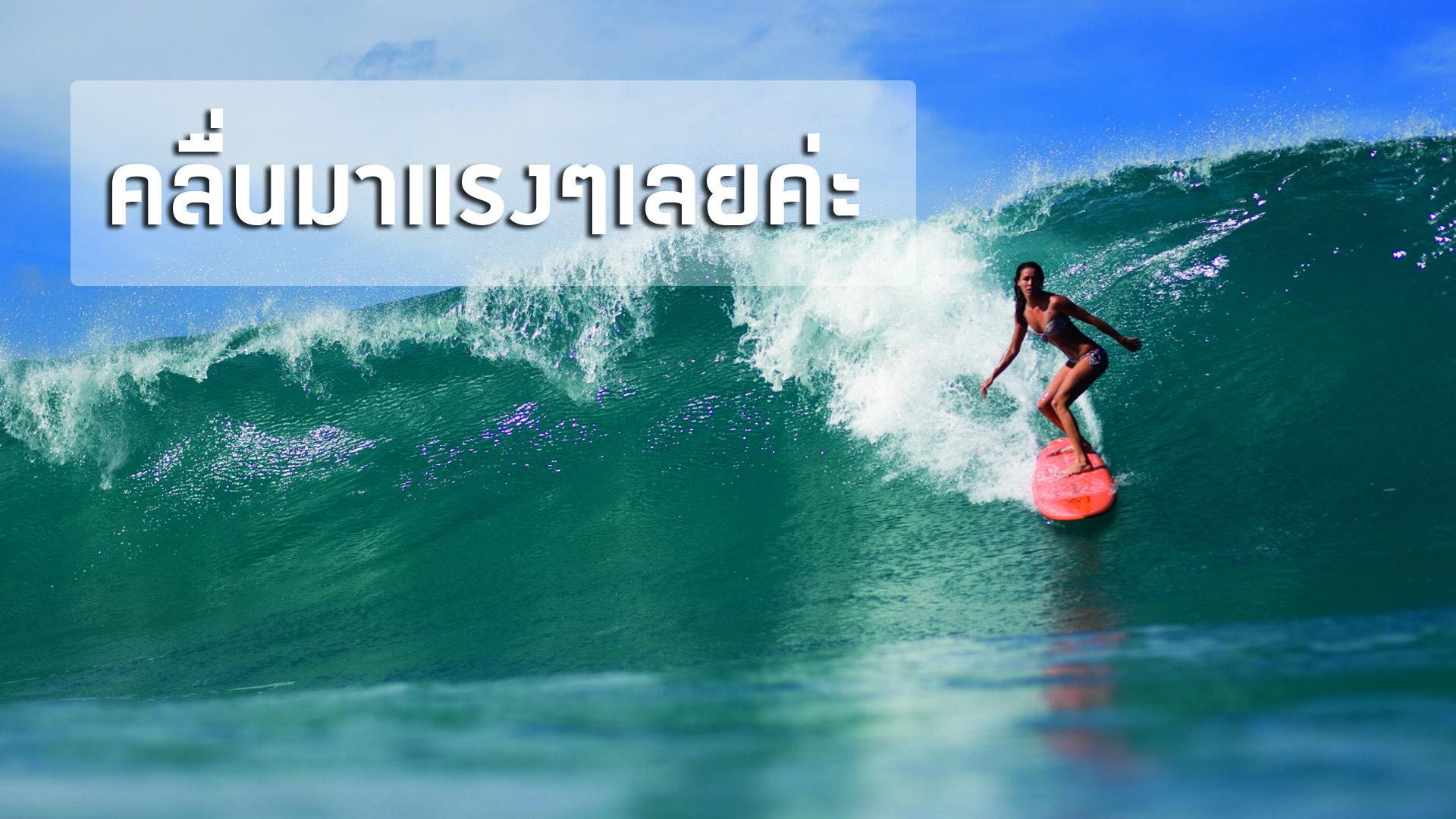Favorite surf girl Wallpapers
