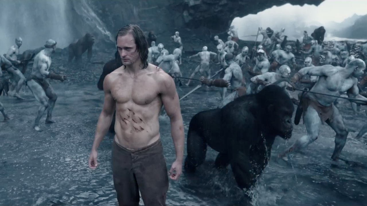 Legend Of Tarzan - Tarzan