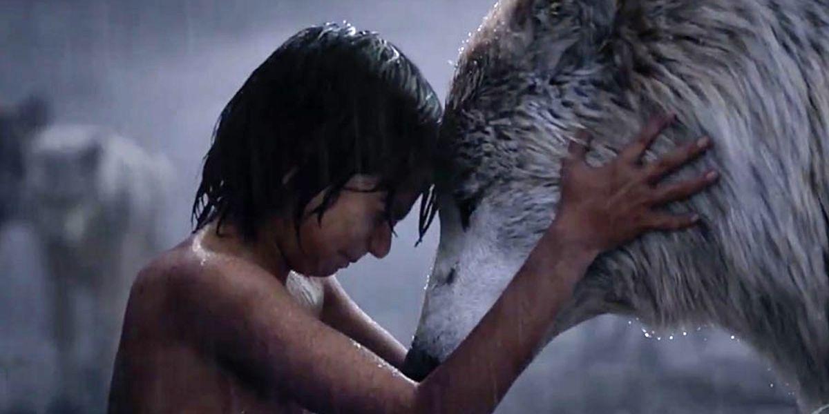 Mowgli And Akela