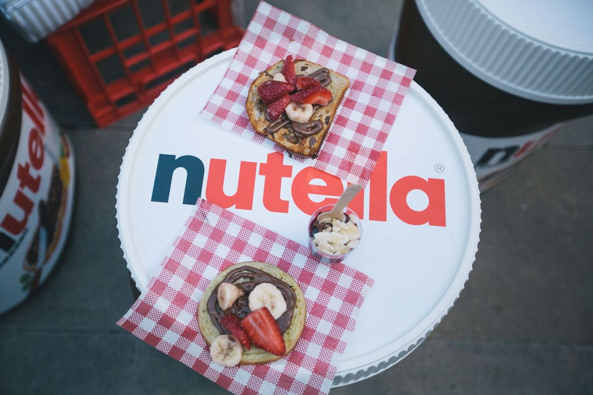 Nutella Road Trip