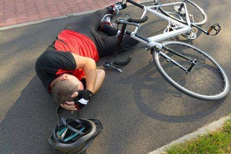 rider get hurt
