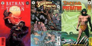 tarzan crossover comics