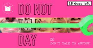 dont talk-01