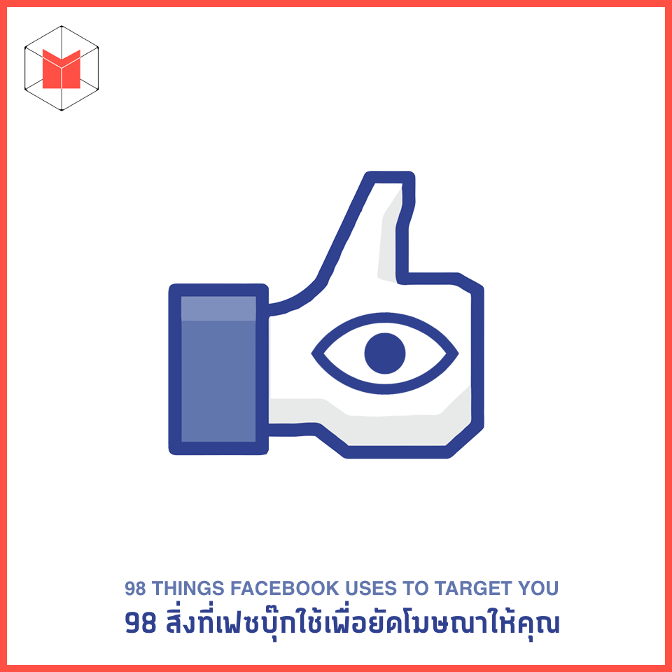 Facebook is watching you