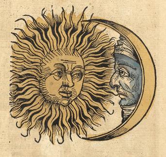ภาพพิมพ์ไม้ จาก the Nuremberg Chronicle
