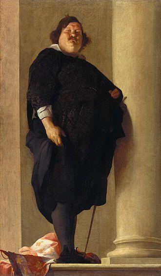 ภาพวาดของ Alessandro dal Borro เห็นลุคแบบนี้นี่ระดับไฮโซเบอร์ใหญ่ของอิตาลีในช่วงเรเนซองก์ เห็นลุคแบบนี้เป็นขุนนางระดับบิ้กทหาร รวยเป็นอันดับต้นๆ ของแคว้นทัสคานี