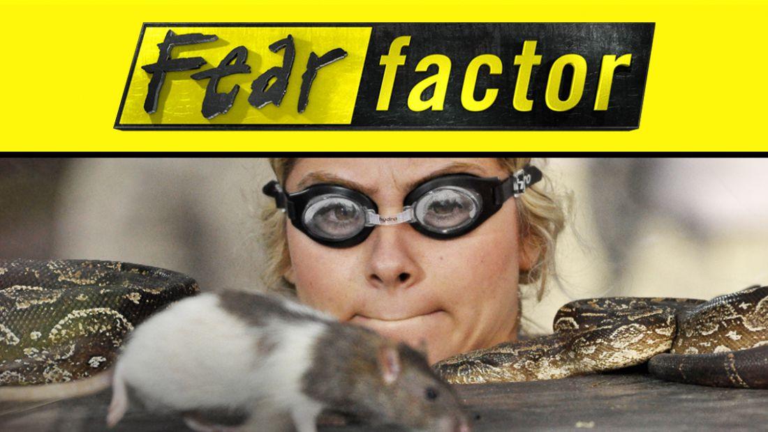 Fear Factorหนึ่งในรายการที่เอาเงินมาทวัดข้อจำกัดของเรา บ้านเรามี 13 เกมสยอง