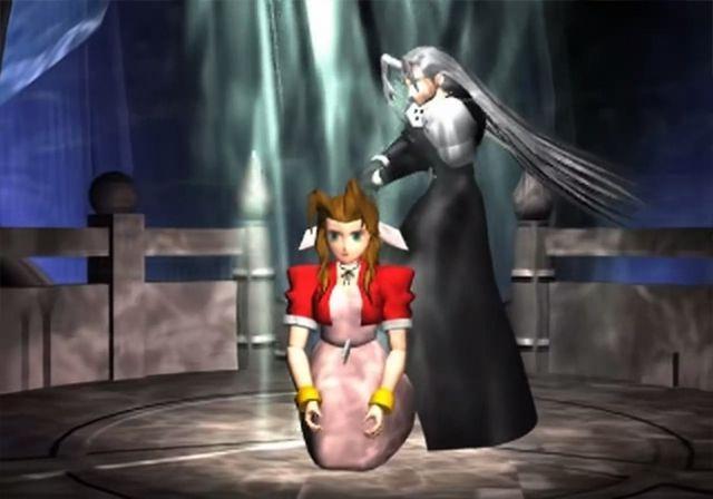 ฉากการตายของตัวละครหลักที่ให้คอเกมที่ผ่านยุค 90 ต้องปวดใจมาแล้ว / ภาพจาก - http://finalfantasy.wikia.com/