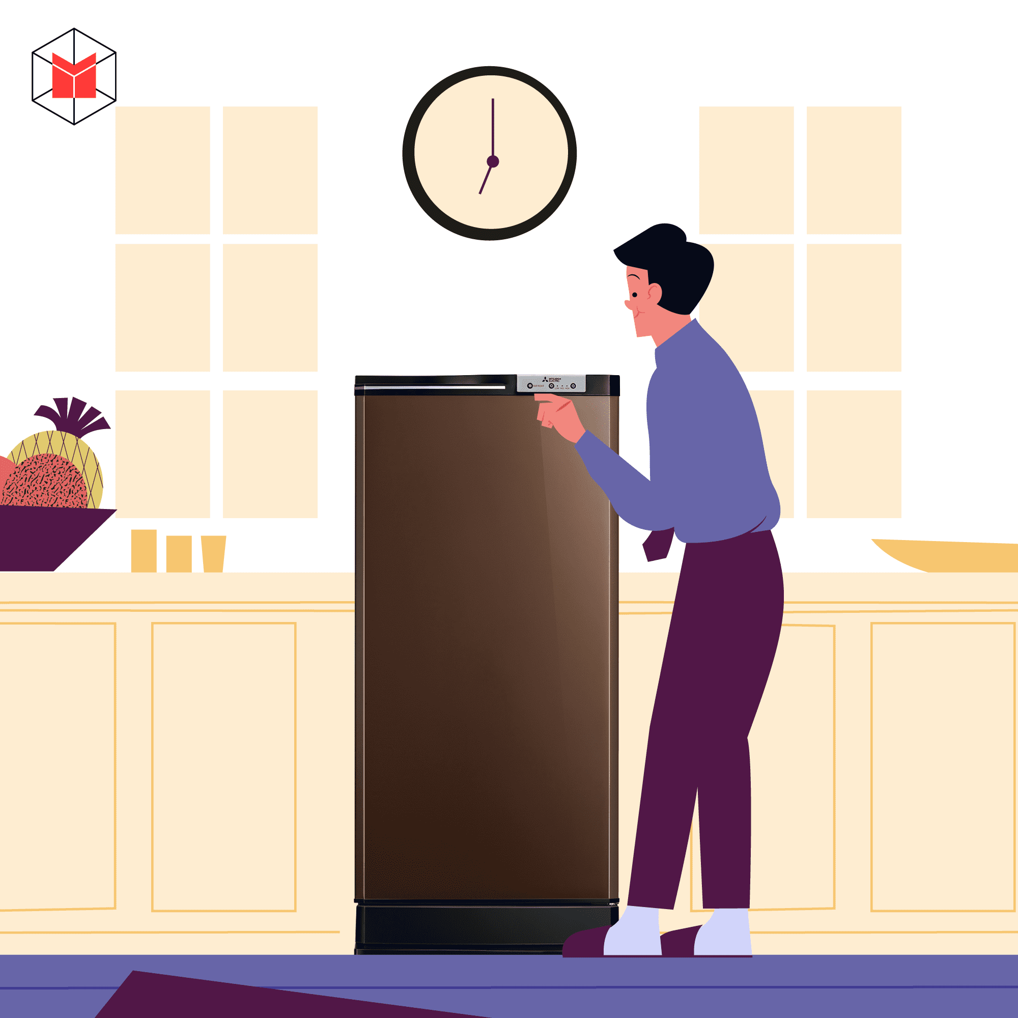 เลือกตู้เย็น